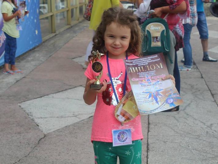 Волинський зорепад 2018 у Маневичах: фотозвіт