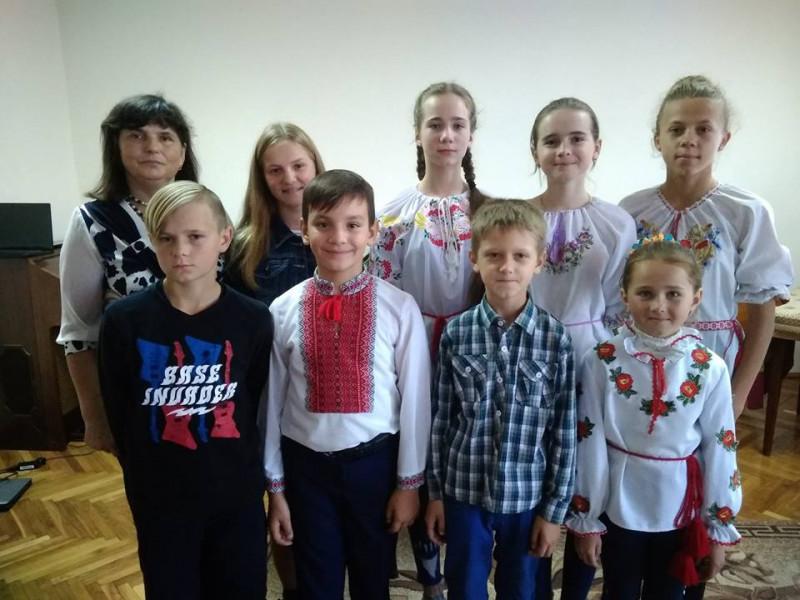 У Маневицькій музичній школі провели захід «Козацькому роду нема переводу». ФОТО