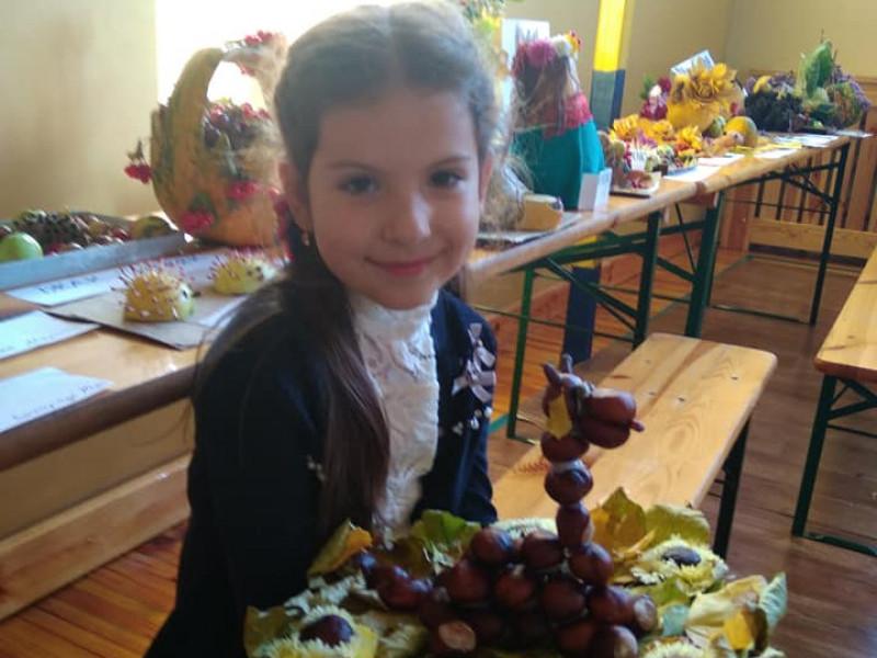 У Костюхнівській школі провели благодійний ярмарок