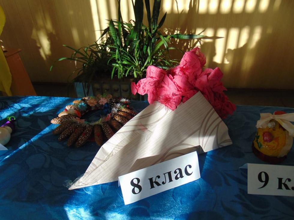 У Чорнижі провели виставку-конкурс «Новорічний подарунок