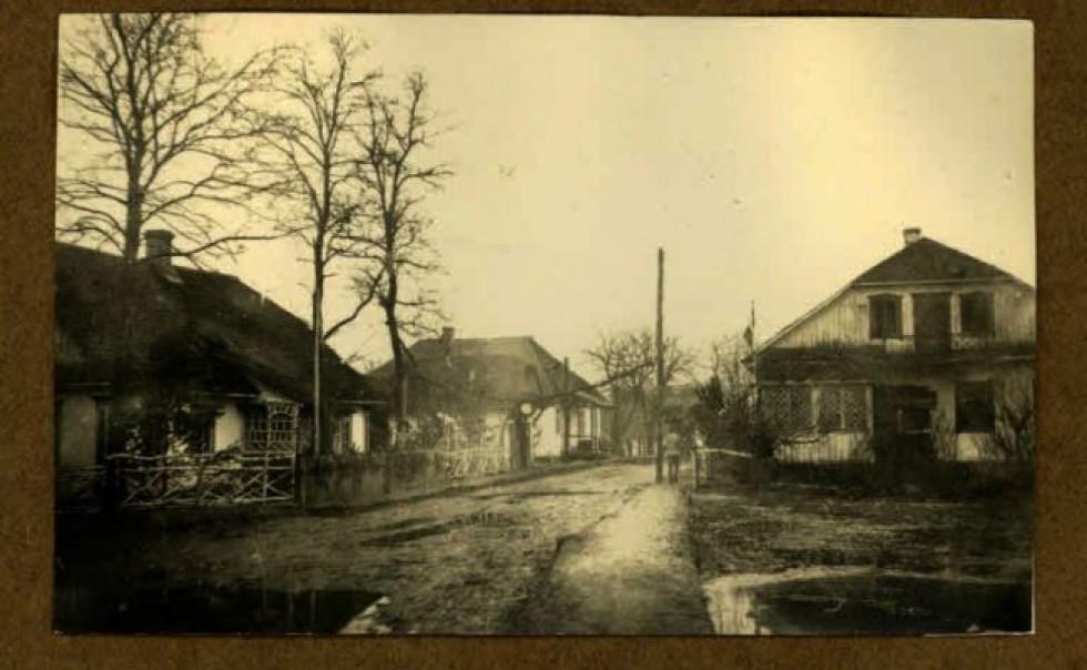 Фото Колок на початку XX століття