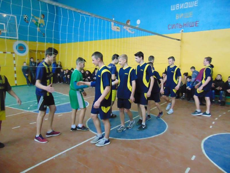 У Чорнижі організували турнір з волейболу