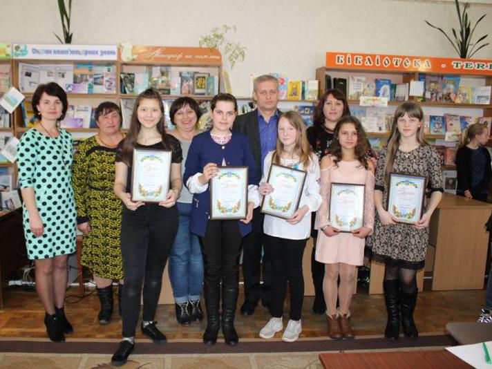 У маневицькій бібліотеці провели районний етап Всеукраїнського конкурсу «Лідер читання»