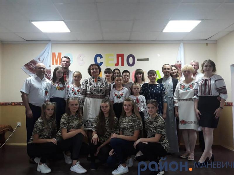 У Майдані-Липенському відзначили День села