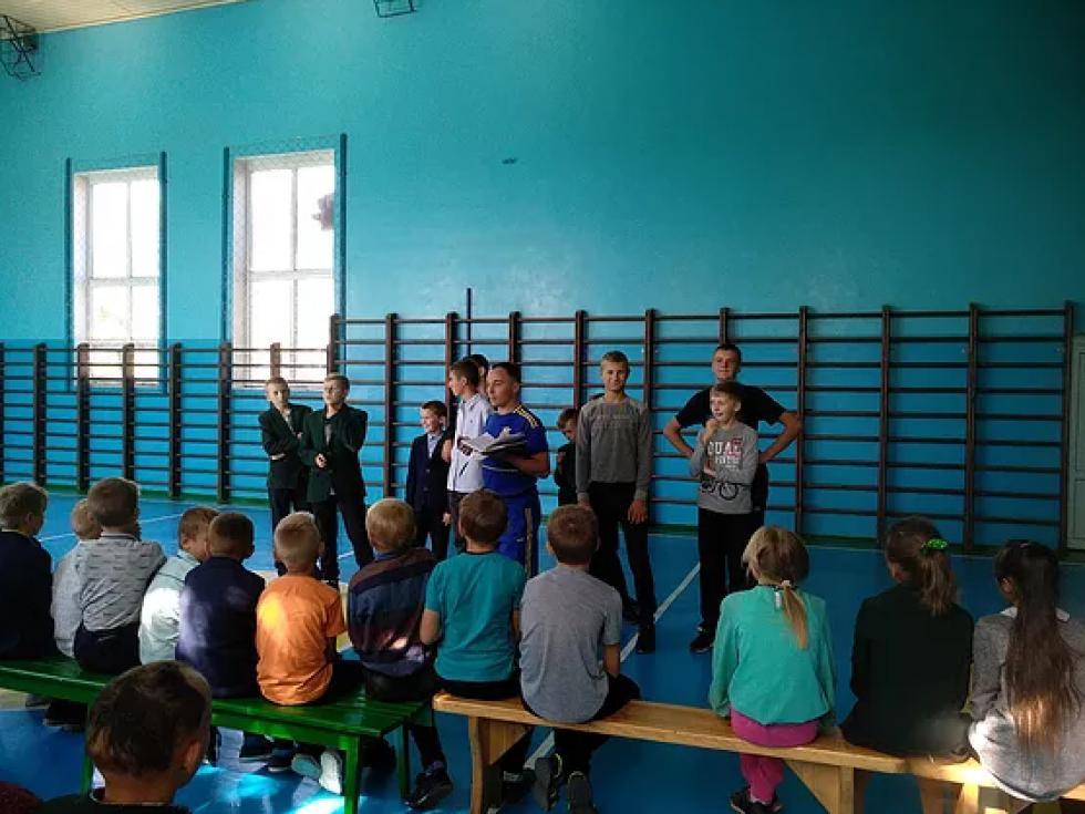 У Копиллі відкрили спортивний захід «Олімпійський тиждень»