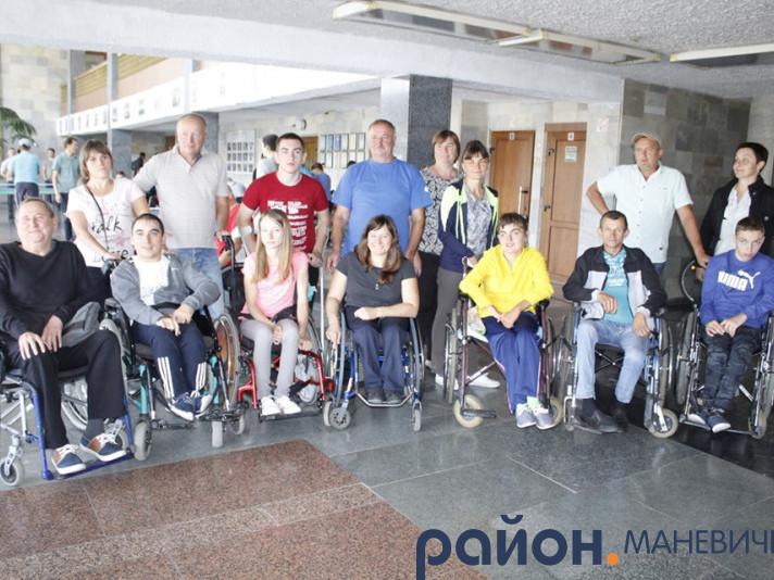 У Маневичах відбувся спортивно-оздоровчий фестиваль «Дорога до власних перемог 2019»