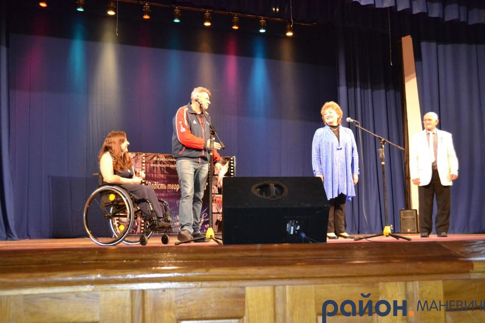Маневичани організували фестиваль «Радість – творчості душа. З Україною в серці»