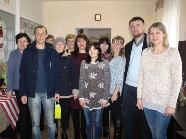 У Маневичах відбувся благодійний ярмарок «Щедра Масниця»