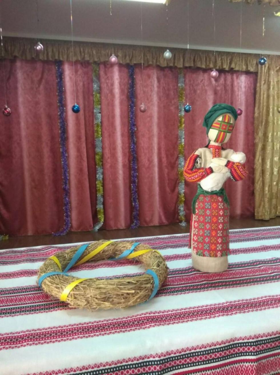 У Прилісненській громаді відбувся конкурс звичаєво-традиційної атрибутики різдвяних свят