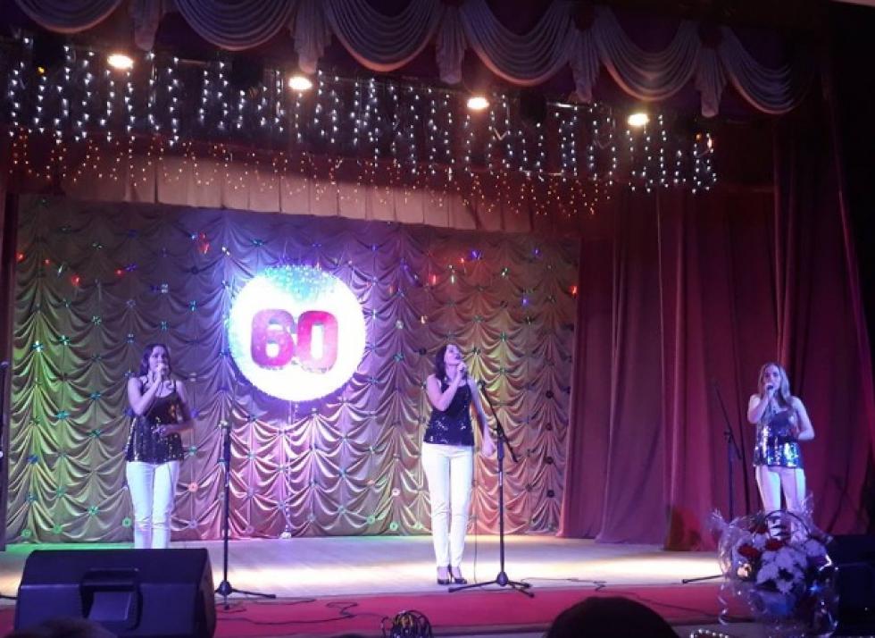 На Волині провели ювілейний творчий вечір заслуженого діяча мистецтв України