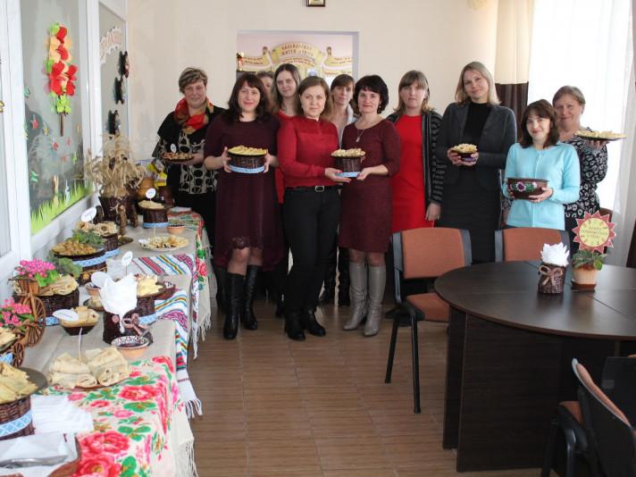 У Маневичах проводять благодійний ярмарок «Щедра Масниця»
