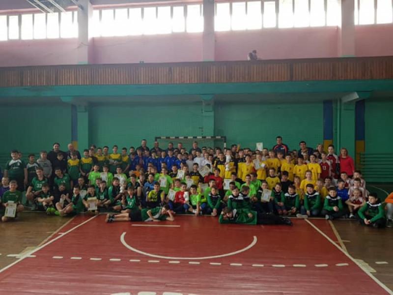 Маневичани взяли участь увідкритомутурніріз гандболу «Кришталевий м'яч»
