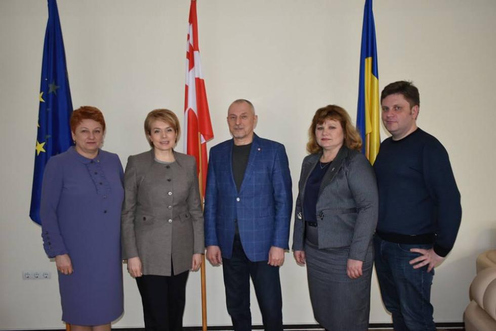 Волинь добре освоює державні кошти на Нову українську школу, – міністерка освіти в Луцьку