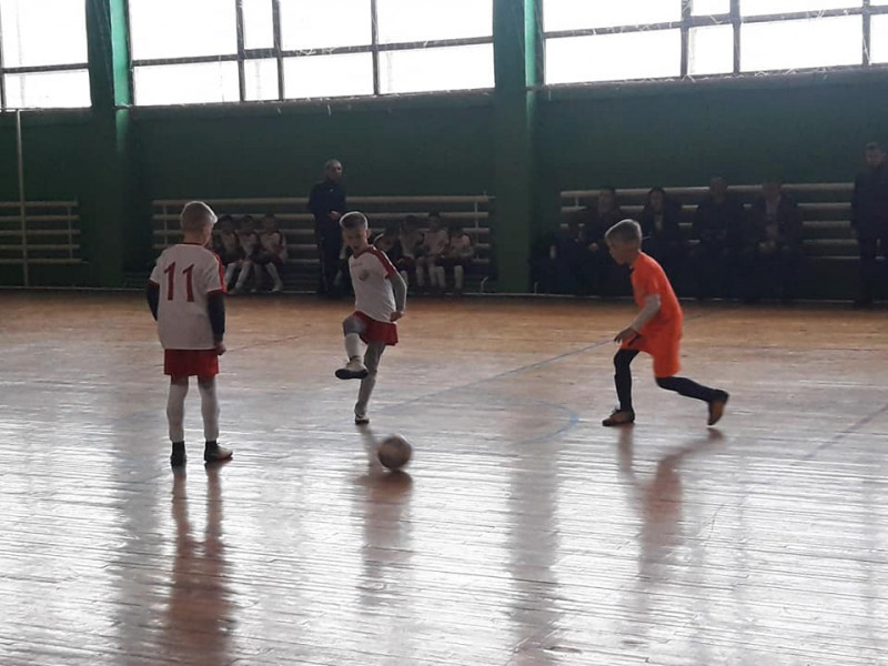 Маневичани здобули перемогу у Чемпіонаті України з футзалу серед дитячих команд