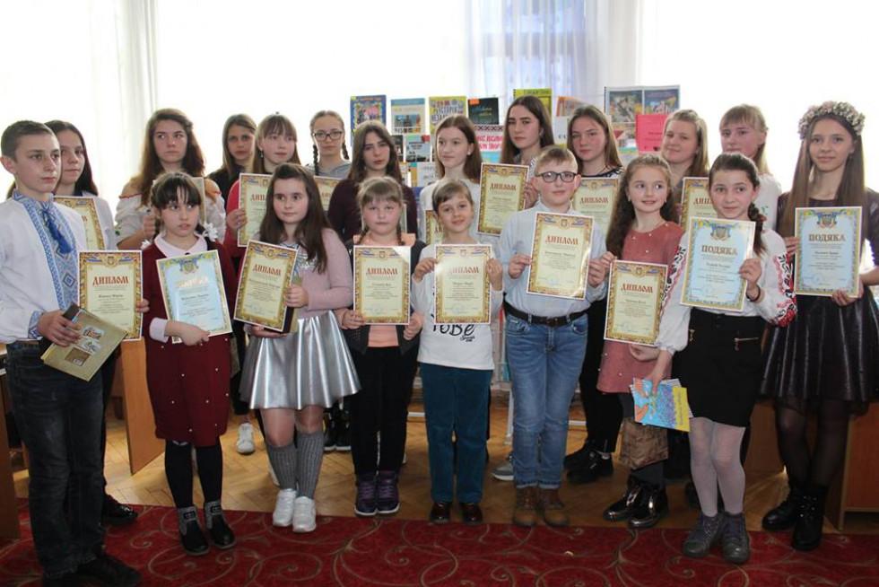 Маневичанка стала призеркою обласного конкурсу «Герої серед нас»