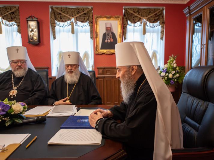 В УПЦ (МП) назвали надання Томосу помилкою, яка шкодить православ'ю