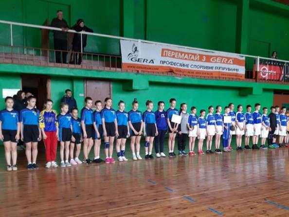 У Маневичах розпочали зональні змагання Чемпіонату України з гандболу