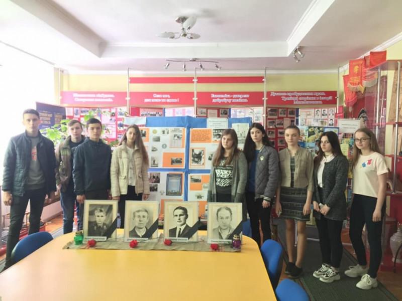 Маневичани відвідали виставку «Гірчить Чорнобиль крізь віки» розгорнуту у краєзнавчому музеї