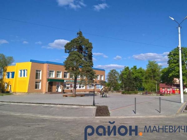 Прогноз погоди у Маневичах на 11 травня