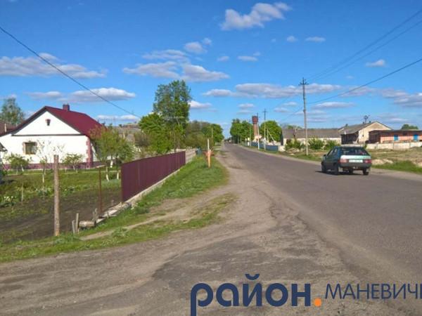 Прогноз погоди у Маневичах на 13 травня