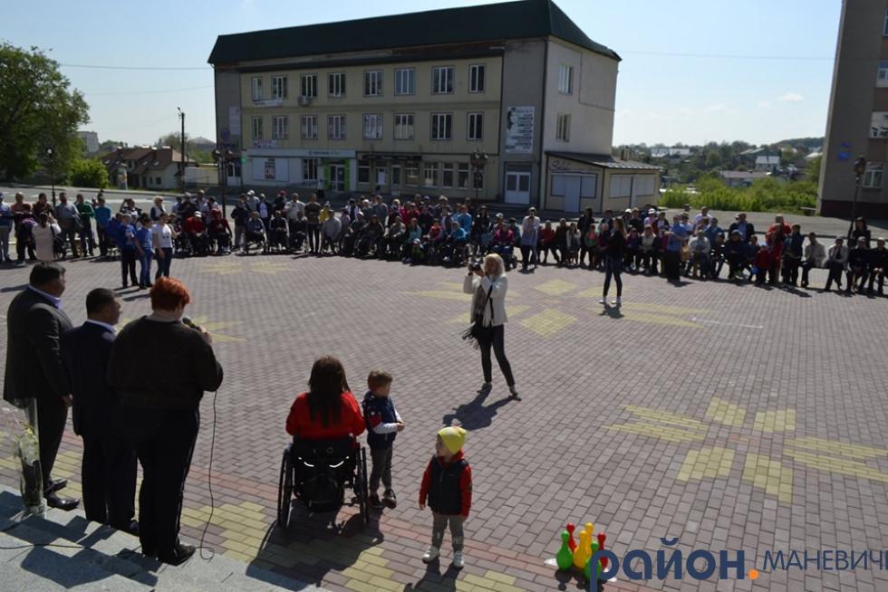 Маневичани здобули призові місця на фізкультурно-оздоровчому фестивалі в Горохові