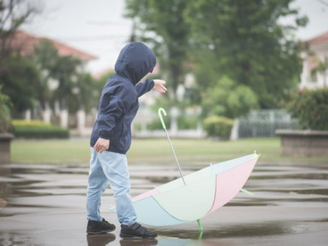 Волинські синоптики розповіли, коли припиняться дощі