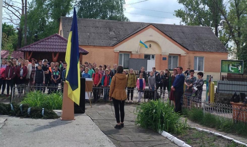 У Чорнижі вшанували пам'ять першого командира УПА на Волині