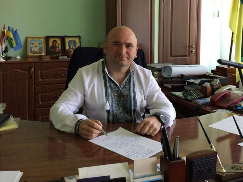 Голова Маневицької РДА написав заяву про звільнення