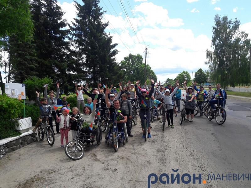 На Волині проведуть велопробіг «Один світ – одна мрія»
