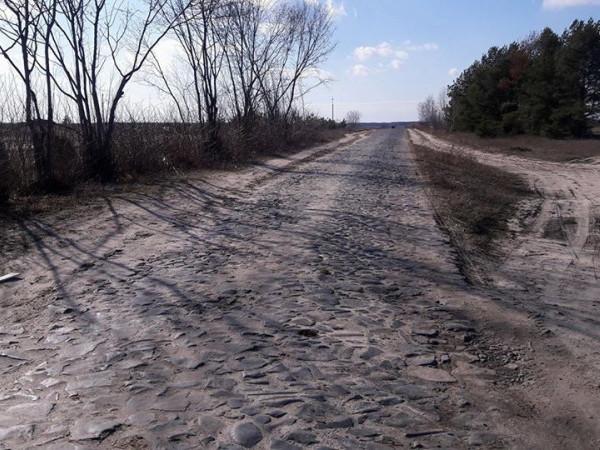 Дорогу від Старосілля до Годомич відремонтують