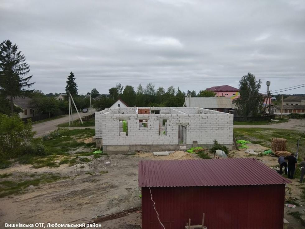 У Волинській області за кошти держбюджету побудують 15 амбулаторій