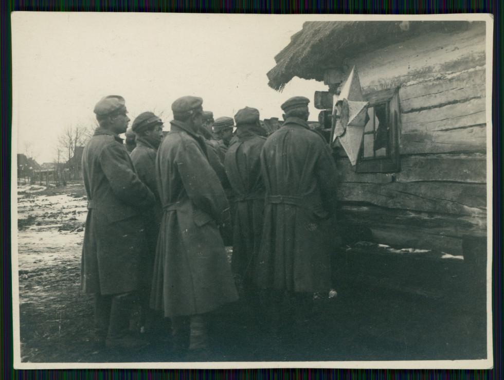 Карасин 100 років тому