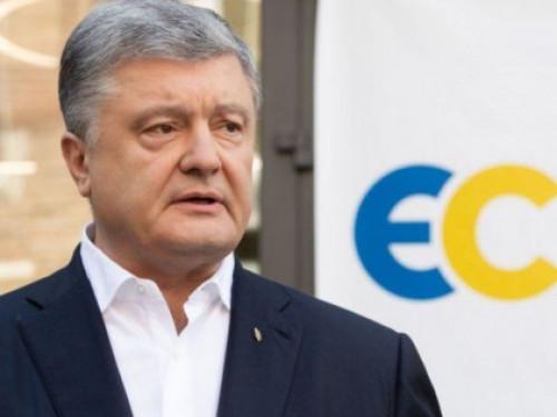 Рейтинг «Європейської Солідарності» зростає три тижні, – опитування