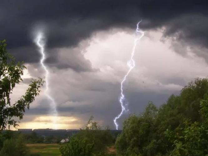 Прогноз погоди у Маневичах на 17 липня