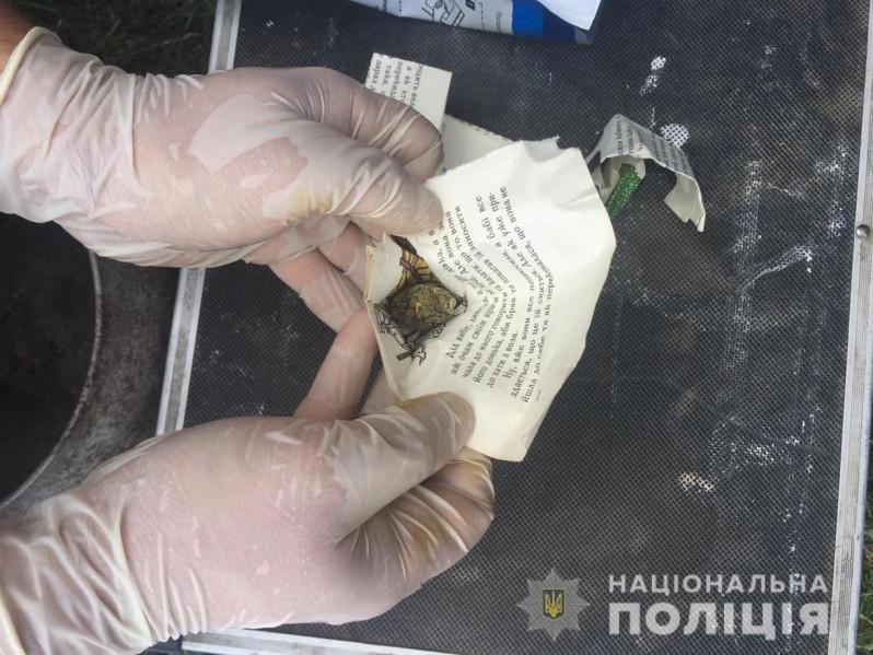 У Маневичах поліція затримала наркоторговця