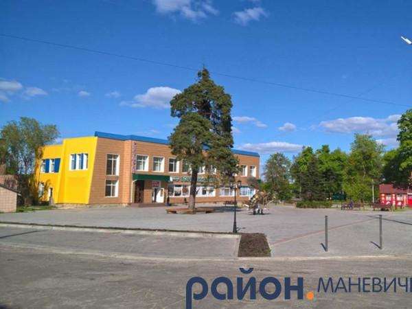 Прогноз погоди у Маневичах на 27 липня