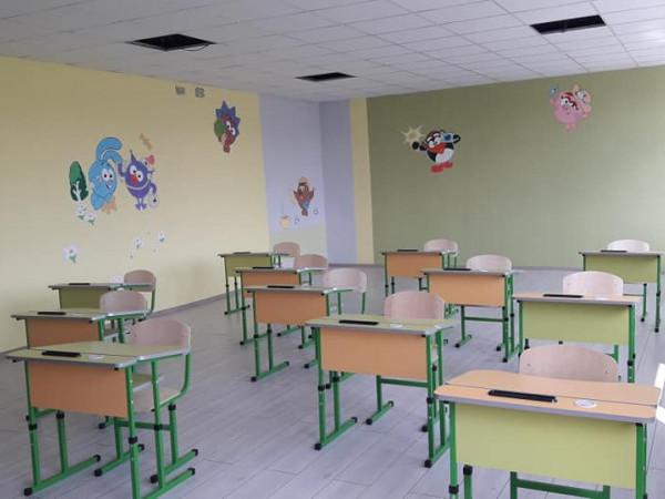 У школі Великої Осниці готові розпочинати навчання
