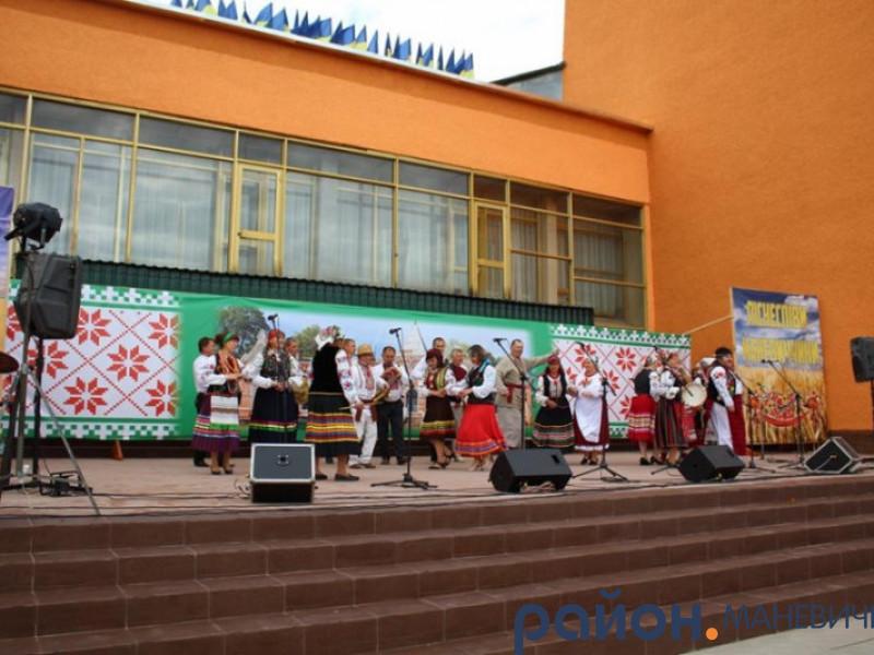Як і де маневичани будуть святкувати День Незалежності України