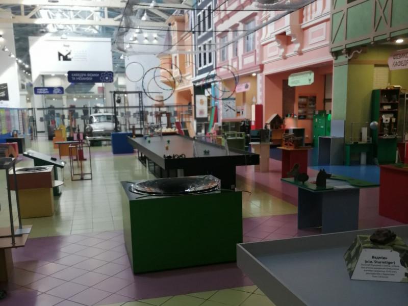 У Робологікумі в Адреналін Сіті – нові експонати