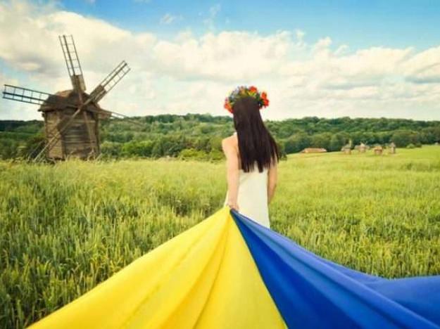 Вірш Павла Мельника з Маневиччини: «Моя Україна»