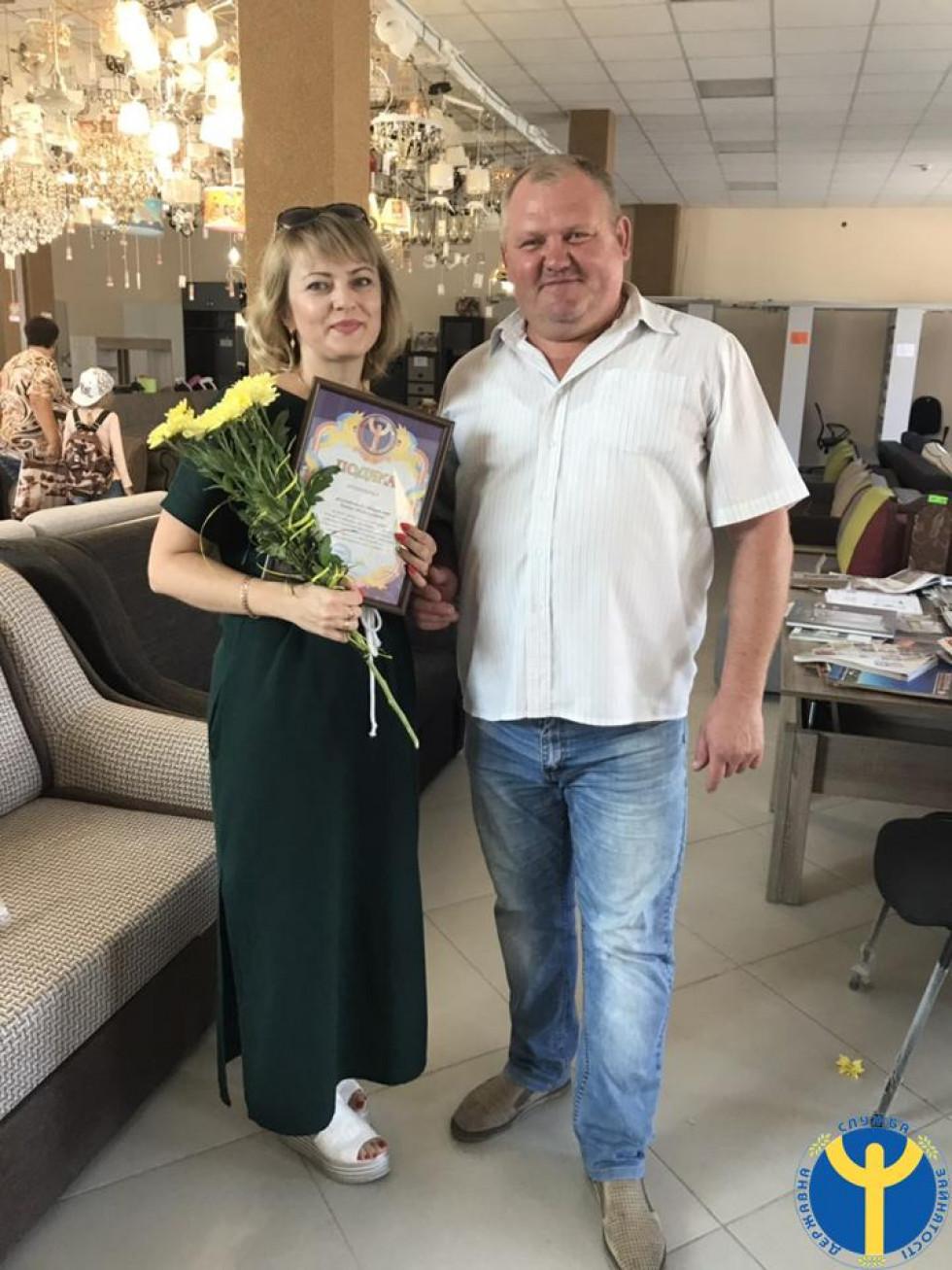 У Маневичах відзначили кращих підприємців