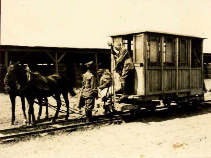 Світлини з села Карасин часів Першої світової війни