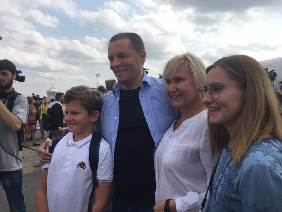 Обмін полоненими між Україною та РФ: список українців, які повернулися на батьківщину