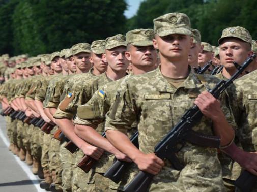 Військовозобов'язані волиняни не хочуть іти на строкову службу