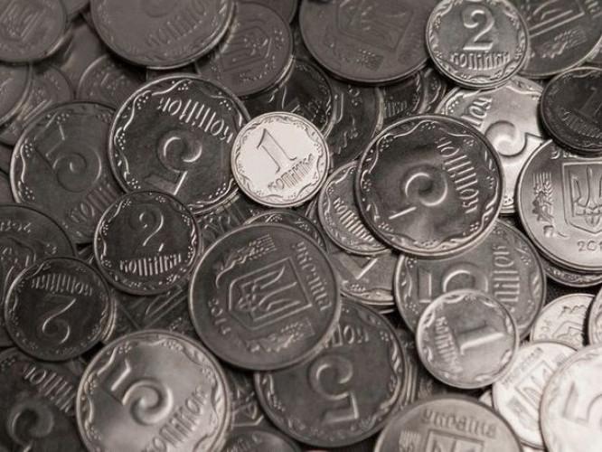 Монети 1, 2 і 5 копійок перестануть вважатися грошима з 1 жовтня