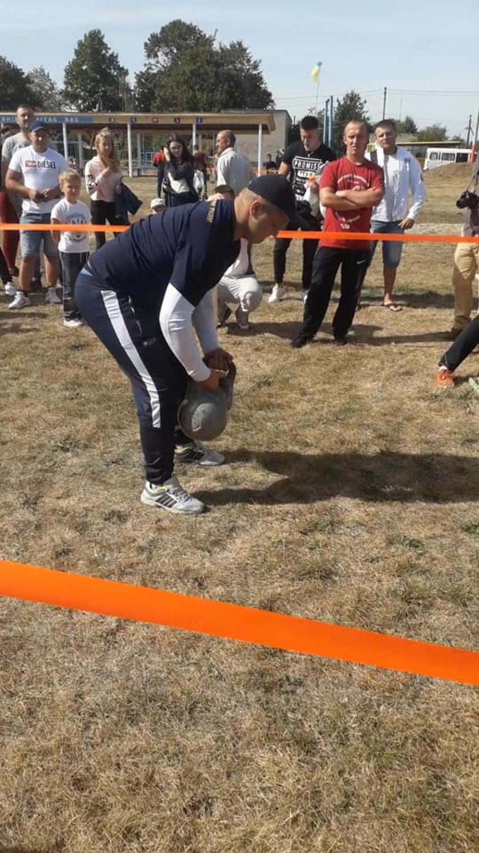 На Маневиччині відбулися спортивні змагання серед працівників сільських та селищних рад