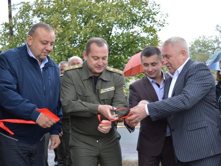 У Маневичах завершили реалізацію дендрологічного парку