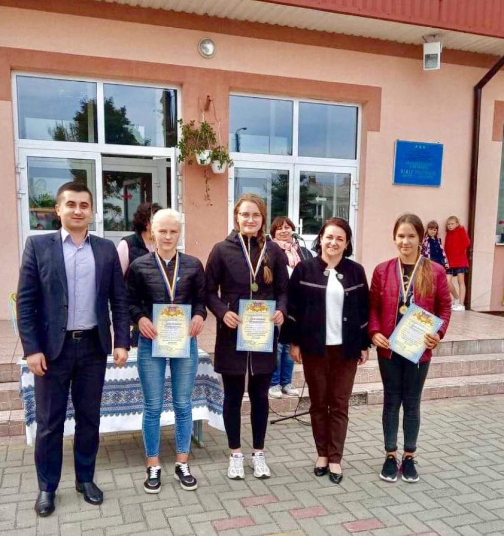 У Маневичах нагородили учасників відкритих районних туристичних змагань