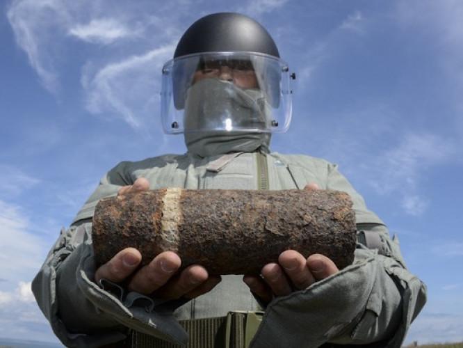 Маневичанам розповіли про небезпеку застарілих боєприпасів та сучасної піротехніки