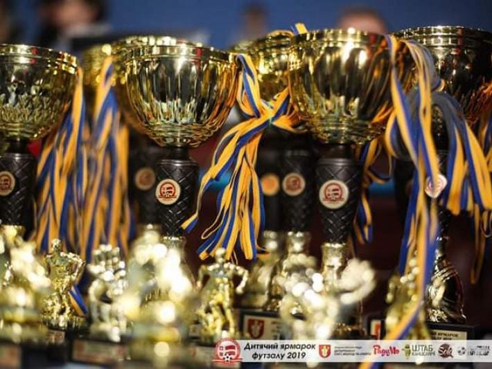 Маневичани стали переможцями у Всеукраїнському ярмарку футзалу